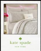 Kate Spade New York Willow Way Pebble Standard/Queen Pillow Sham