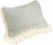 Maine Heritage 2100-KS-015 Weavers Martha Washington's Choice Cotton Terry Pillow Sham