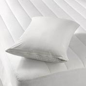 Vinyl Pillow Protector with Zipper