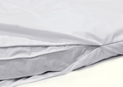 Down Etc 100-Percent Cotton Feather Bed Protector