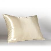 Luxury Satin Pillowcase w/Hidden Zipper, Standard Size