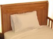 12x18 Pillowcase Travel/Toddler 100% cotton Colour