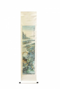 Four Seasons Wall Scroll Summer
