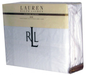 Ralph Lauren Sheet Set Dunham Sateen White Queen