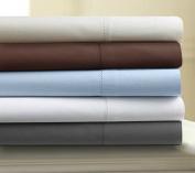Egyptian Cotton Sateen 800 Thread Count 60cm Deep Pocket Sheet Set King White