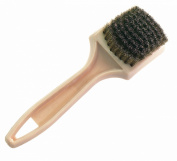 Osborn International 71150SP Brass Tile Cleaning Brush with Plastic Handle, 5.1cm - 1.9cm Brush Area Length