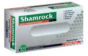 Shamrock 30000 Series Powder Free Fully Textured Blue Nitrile Examination Gloves - Sold by the Case