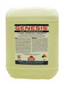 Genesis 950 Concentrate Carpet Cleaner, Pet Stain Remover & All Purpose Cleaner - 9.5l Cube