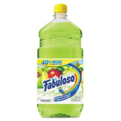 Fabuloso Multi-use Cleaner, Passion Fruit Scent, 1660ml, Bottle - six bottles.