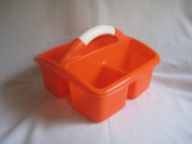 Romanoff Deluxe Small Utility Caddy, Orange