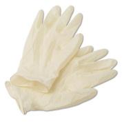 Conform XT Premium Latex Disposable Gloves, Powder-Free, X-Large - 100 gloves.