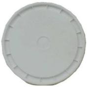 Leaktite 6GLD 18.9l White Plastic Pail Lid