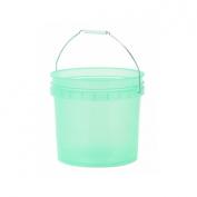 Leaktite 3GLTG 13.2l Green Heavy-Duty Plastic Pail