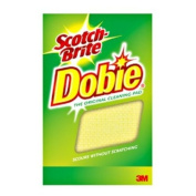 Scotch-Brite Dobie All Purpose Cleaning Pad 720, 11cm Length x 6.6cm Width x 1.3cm Thick,
