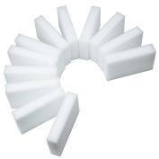 AllLife 60pcs Magic Cleaning Sponge Pad Stain Remover Stubborn Eraser Car Wash Cleaner