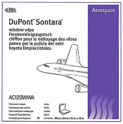 Dupont Sontara Window Wipes - AC1213 - Five Packages of 25 Wipes