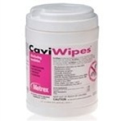 Metrex CaviWipes Surface Disinfectant Wipes - 15cm x 17cm