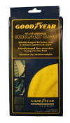 Goodyear Upholstery Cloth 12x16 Microfiber Yellow Boxed # 2833