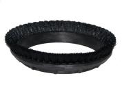 Oreck Commercial 237.049 Nylon Carpet Shampoo Orbiter Brush, 30cm Diameter, 0.03cm Bristle Diameter, For 550MC Orbiter Floor Machine, Black