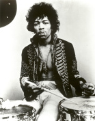 Jimi Hendrix Photo Playing Drums Rock N Roll Star Hollywood Music Photos 8x10