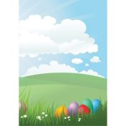 Printed Photography Background colour ballons on easter Titanium Cloth TC572 Backdrop 1.5mx 1.8m (150cm x 200cm ) Better Then Muslin or Canvas