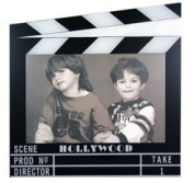 Clapboard Picture Frame - 5x7