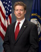 Senator Rand Paul Official Portrait Photo U.S. Politician Photos 8x10