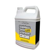 Flitz Stainless Steel & Chrome Cleaner w/Degreaser - 3.8l