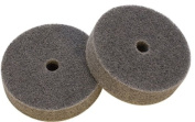 MEDIUM ABRASIVE BUFF (PAIR) - 5.1cm - 2.2cm - POL-260-01