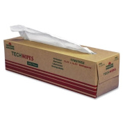 7920009651709 TECHWIPES BIODEGRADABLE ELECTRONICS TISSUE, 3-PLY, 1350/BOX