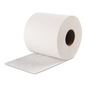 Morcon Paper Centre-Pull Roll Towels, 30cm x 180m, White - six rolls.