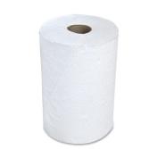 Hardwound White Paper Towel