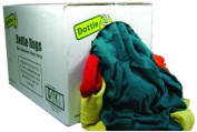 L.H. Dottie RGZ25 Wiping Rags, Recycled, 11kg Box