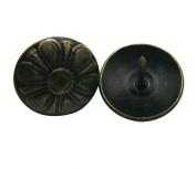 Amanaote Metal Antique Brass Hardware Upholstery Clavos Decorative Nails Tacks Garage Door