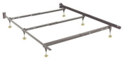 Hospitality Bed Frame - Warped Floor Series - Twin / Full Size, HEAVY DUTY