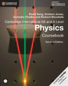 Cambridge International AS and A Level Physics Coursebook [With CDROM]