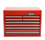 Stanley Proto J442719-8RD 440SS 70cm Top Chest, 8 Drawer, Red