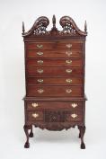 Chippendale Highboy Dresser