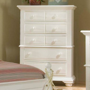 Cottage Traditions 5 Drawer Chest Finish