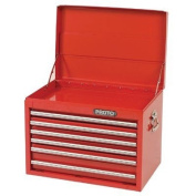 Stanley Proto J442719-6RD 440SS 70cm Top Chest, 6 Drawer, Red
