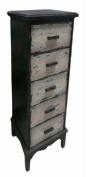 Essential Décor Entrada Collection Wooden Dresser Drawer, 20 by 46cm by 120cm