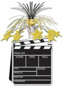 Movie set Clapboard centrepiece