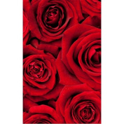 Printed Photography Background red roses Titanium Cloth TC1053 Backdrop 1.5mx 1.8m (150cm x 200cm ) Better Then Muslin or Canvas