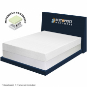 20cm Memory Foam Mattress & New Innovative Box Spring Set