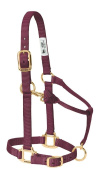 Weaver Leather Original Adjustable 1.9cm Suckling Chin and Throat Snap Halter