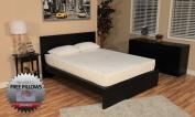 DreamFoam Bedding 20cm Memory Foam Bed. Made in the USA