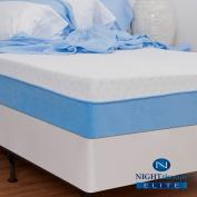 Night Therapy Elite 25cm MyGel® Premium Memory Foam Mattress