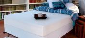 Nala 20cm Queen Size Memory Foam Mattress 100% Certi-pur Foam