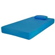 Jubilee Youth Memory Foam Mattress Full Blue