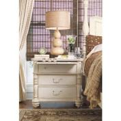 Paula Deen Home Drawer Nightstand, Linen